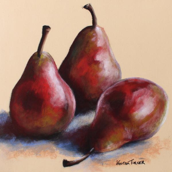 Garnet Pears