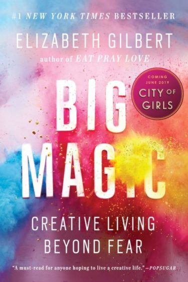 Big Magic - Book of the Month