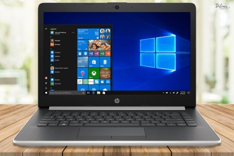 HP Notebook 14 cm0113au. Laptop Terbaik untuk Blogger