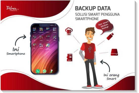 Backup Data: Solusi Smart untuk Pengguna Smartphone