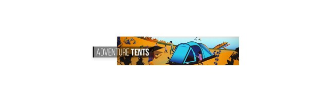 2 bedroom tents