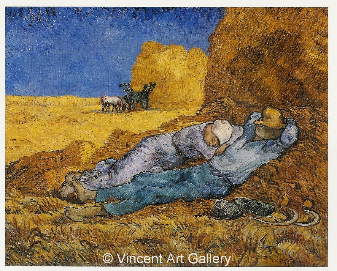 תוצאת תמונה עבור Van Gogh millet