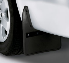 VW T5 Front and rear mudflaps