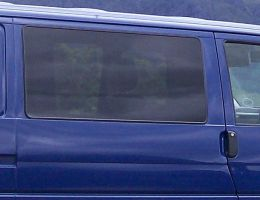 VW T4 & T5 Side windows supplied & fitted