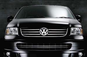 VW T5 Caravelle front grille