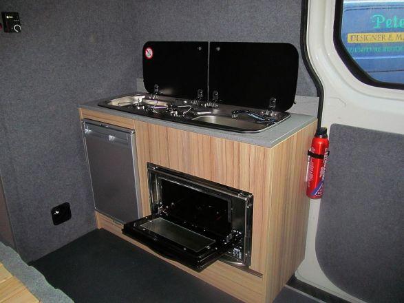 Vanguard Campervan Conversions