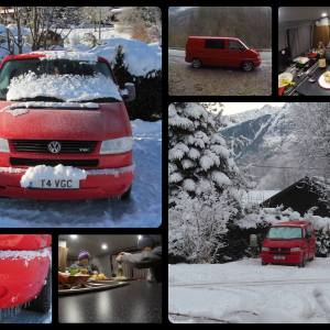 VW T4 Camper the Trendline conversion