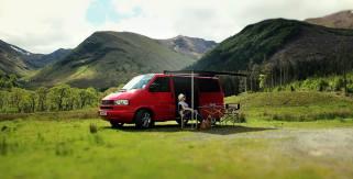 VW T4 Campervan Conversion