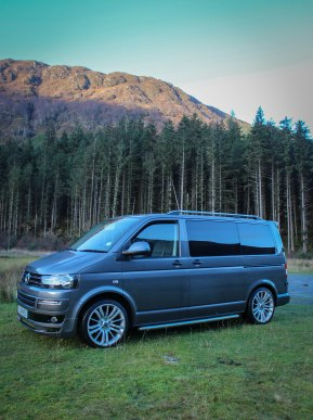 VW T5 Gunmetal Grey