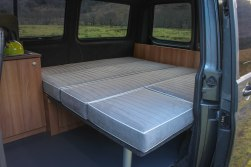 VW T5 Camper bed