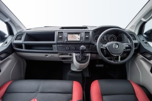VW Transporter T6 Sportline