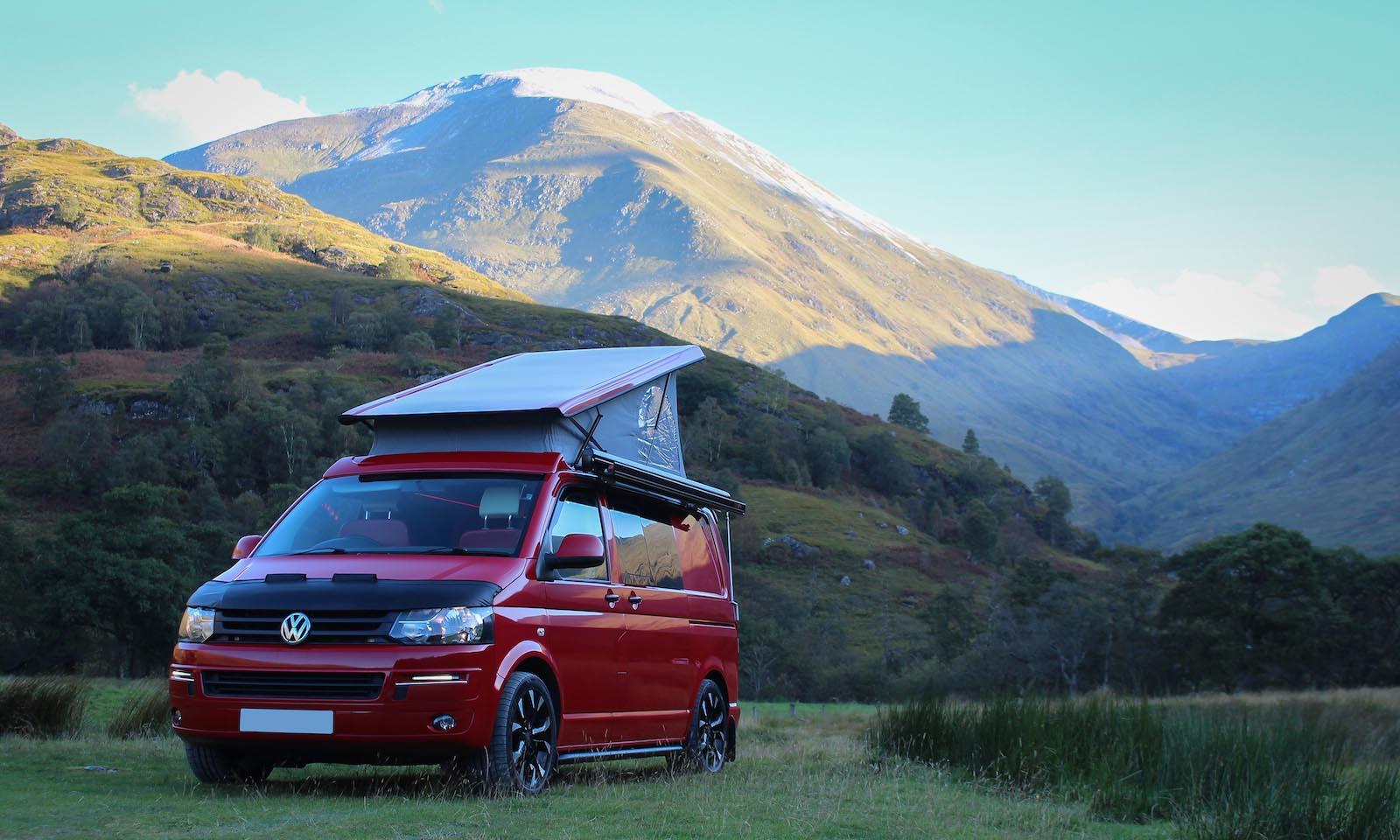 Camper Van Conversions Vans For Sale VanLife Campervan Guide Contact