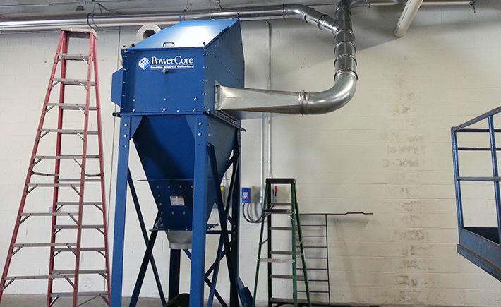 Donaldson lanzará en septiembre tres nuevos equipos colectores de polvo. (Foto: Donaldson)