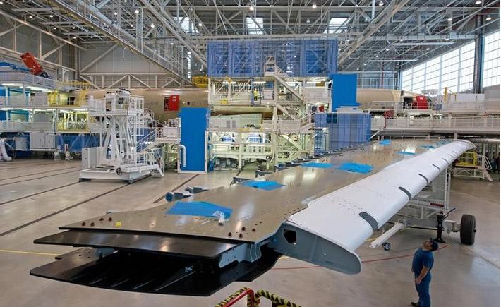 Airbus lanza A330neo (New engine option), estará motorizado por el británico Rolls-Royce y se declinará en dos versiones, A330-800neo y A330-900neo. (Foto  Cortesía Airbus).