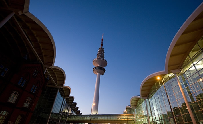 La feria global líder en energía eólica, WindEnergy Hamburg, se realizará por primera vez en esta ciudad de Alemania del 23 al 26 de septiembre próximo . (Foto: Cortesía)