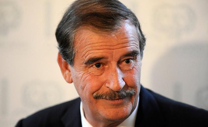 El expresidente, Vicente Fox Quesada hablará sobre el talento en la 49º  edición del Congreso de la AMEDIRH. (Foto: Cortesía).