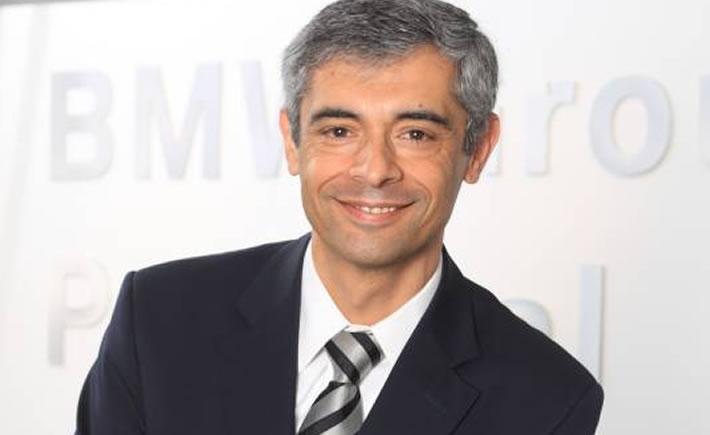 Helder Boavida, CEO de BMW México. (Foto: BMW)