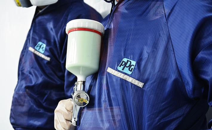 PPG Industries para 2016 planea tener en todo el país 250 distribuidores de pintura y más de 500 puntos de venta. (Foto: PPG Industries)