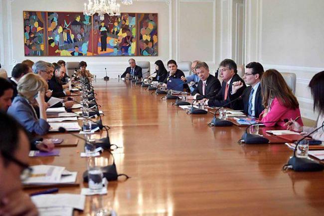 Resultado de imagen para gabinete ministerial