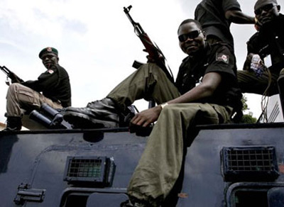 8 policemen, one civilian feared killed in Kogi bank robbery