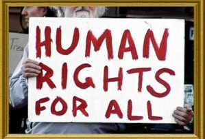 Human rights, Buratai
