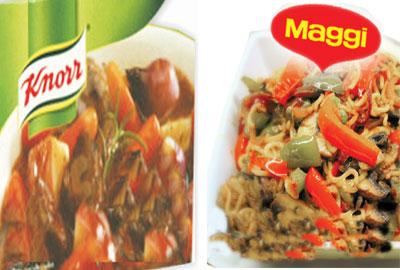 SEASONING MARKET: Knorr, Maggi draw battle line - Vanguard News