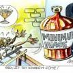 Minimum wage: Kwara workers protest, insist on N30,000