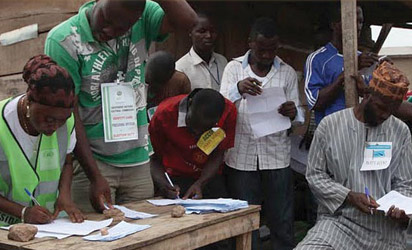 LG polls to be held in Lagos State today