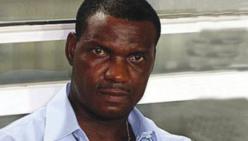 Image result for Eguavoen resigns as Coach of Sunshine Stars