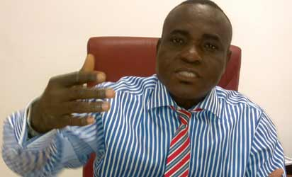 I did not propose 2011 Rules for 9th Assembly inauguration - Enang - Vanguard News