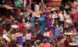 Idiroko-Market