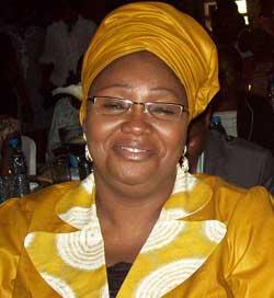 First Lady of Lagos State, Dame Emmanuella Abimbola Fashola,
