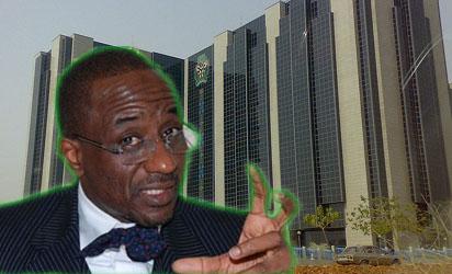 CBN Gov Lamido Sanusi
