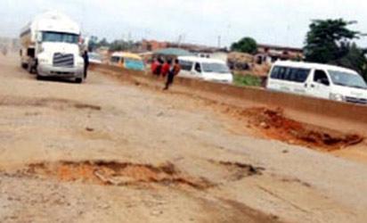 Lagos - Ibadan Expressway