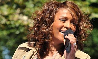 *Whitney Houston