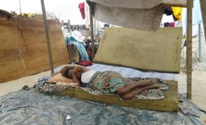 ...Another displaced person
