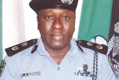 •Commissioner of Police in Edo State, Mr Folunso Adebanjo,