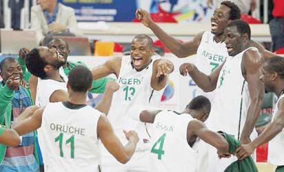 FIBA W/C: D'Tigers coach banks on hard work 2