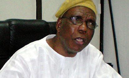 *Prof. Julius Okojie