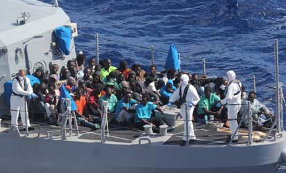 'Migrants from Nigeria face violence, exploitation other abuses along Central Mediterranean route'