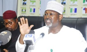 Jega, INEC, military, election
