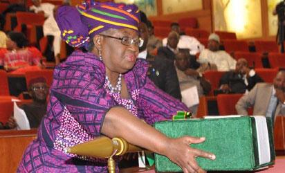 Okonjo-Iweala-budget