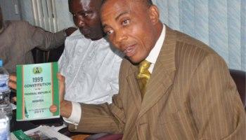 Barr Tony Nnadi.