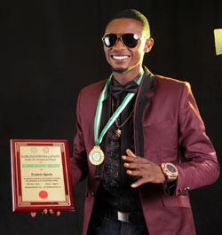 I Go Dye & award