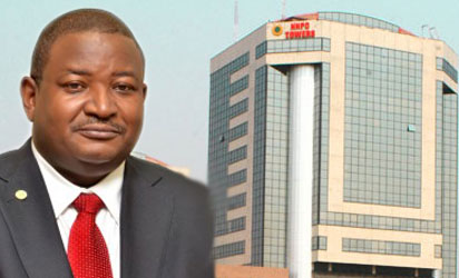 $9.7m, £74,000 found in my house by EFCC was given to me as gifts, Ex-NNPC GMD, Yakubu tells court