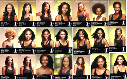 31 finalists shortlisted for 2014 MBGN beauty pageant - Vanguard News