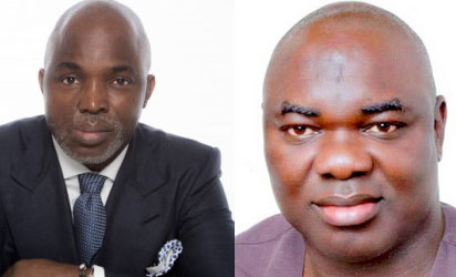 NFF Crisis: Pinnick, Giwa 'fight' over glass house 1
