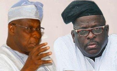 Obasanjo and Kashamu
