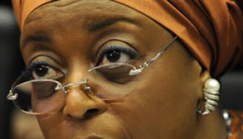 Image result for Coalition to conduct sit-out for Diezani's extradition