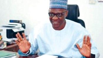 Image result for Kwara governor dissolves cabinet